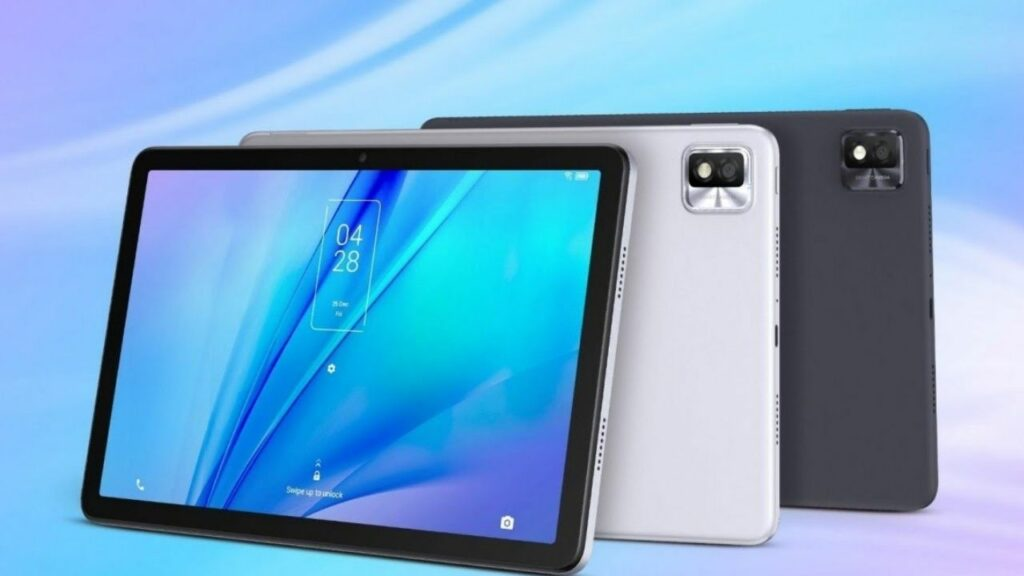 TCL tablet launch in India