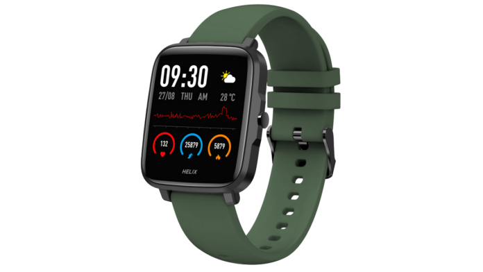 Timex Helix 2.0 green