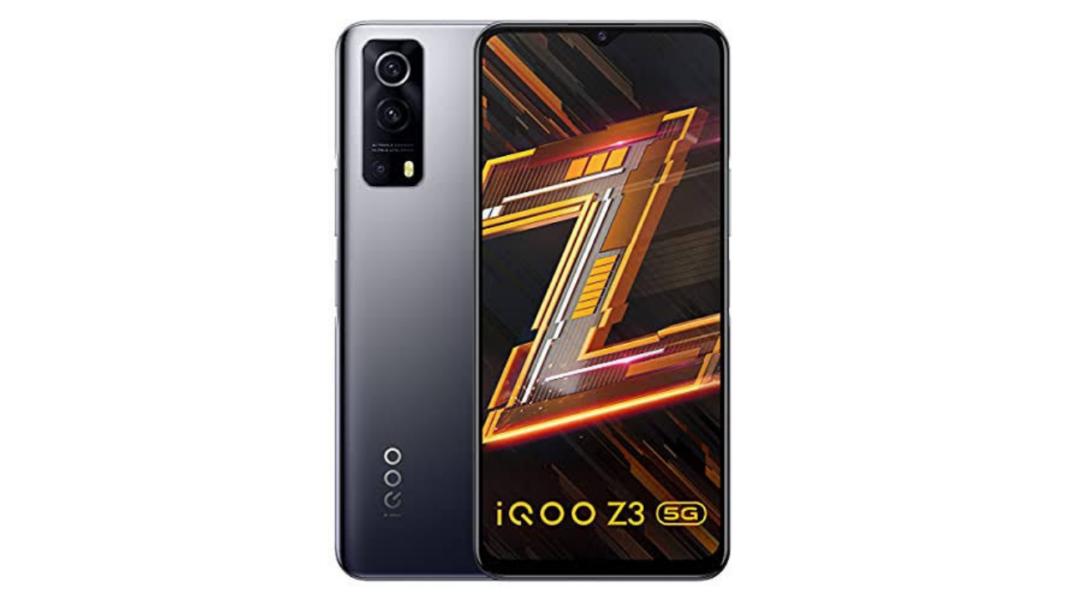 iQOO Z3 Ace Black