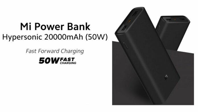 Mi HyperSonic Power Bank