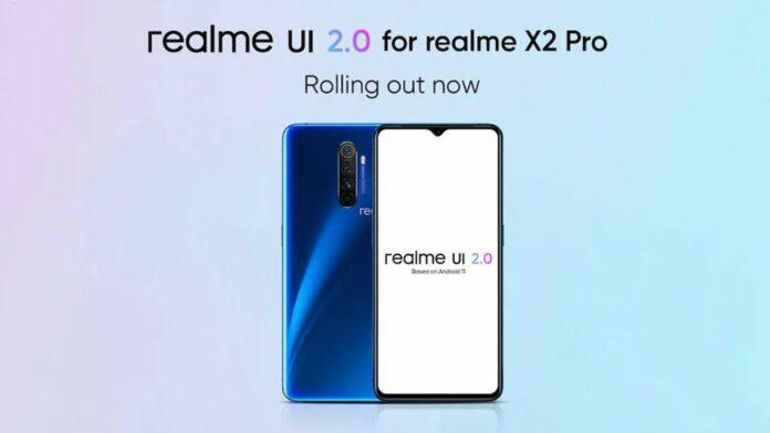 Realme X2 Pro update