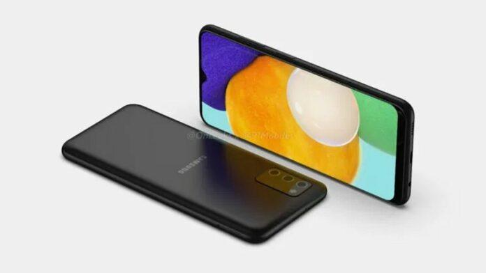 Samsung Galaxy A03s leak