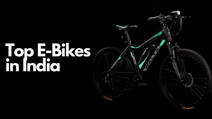 Cheapest Electric Bikes in India
