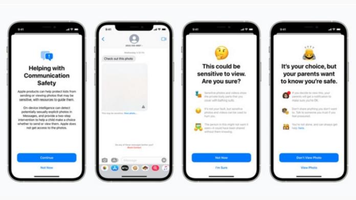 Apple CSAM Scanning on iPhones