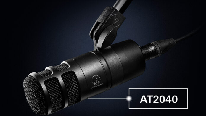 Audio Technica launches a microphone