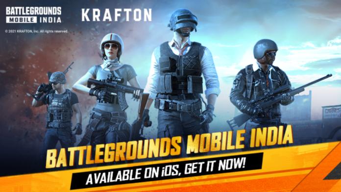 Battlegrounds Mobile India iOS