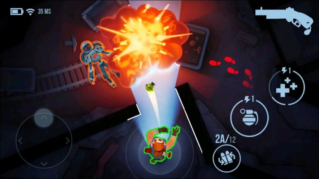Bullet Echo Gameplay