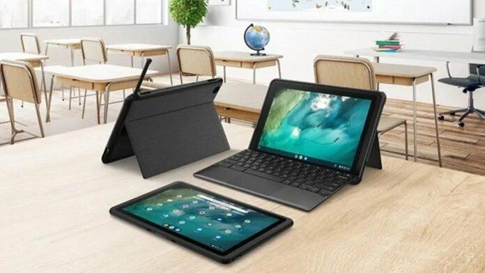 Asus Chromebook Detachable CZ1