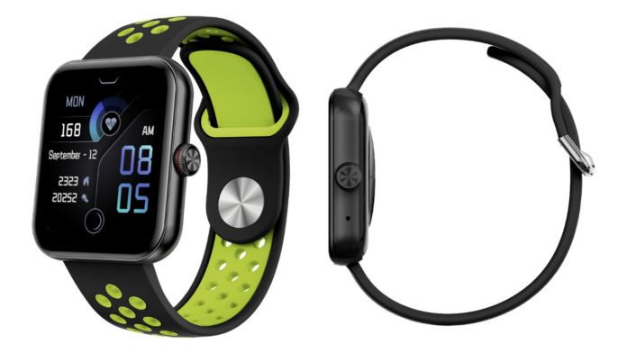 Crossbeats Ignite S3 smartwatch