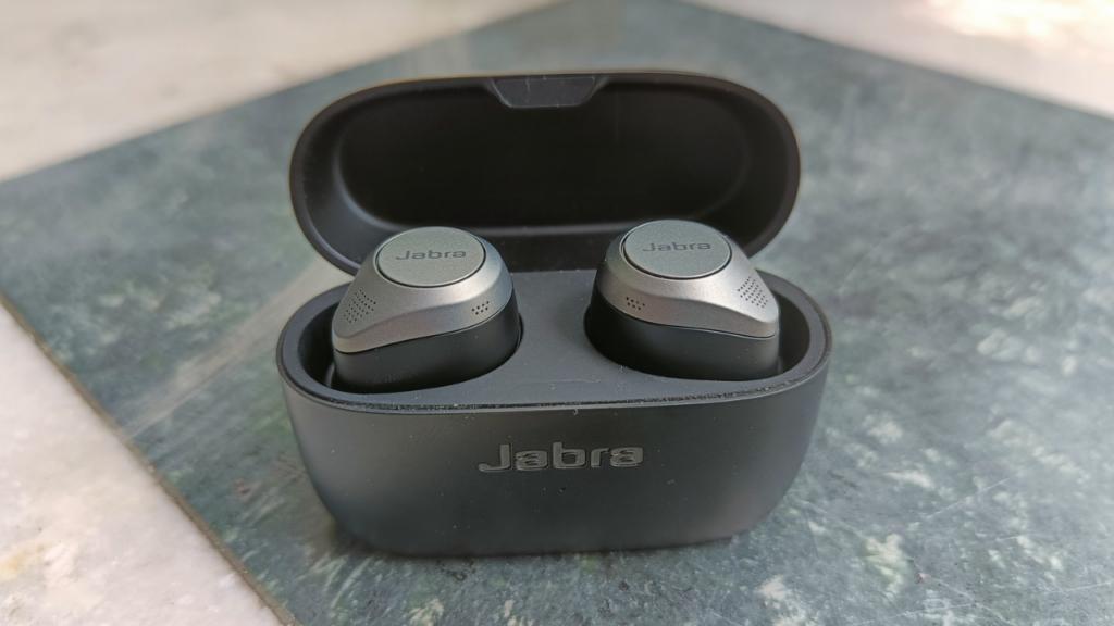 Jabra Elite 85t case