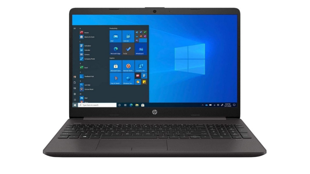 HP 255 G8 - laptops for students