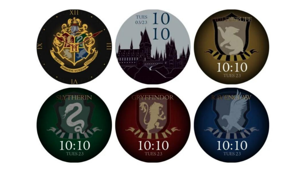 OnePlus Watch Harry Potter Edition Watch Faces