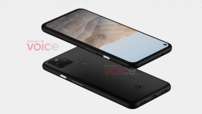 Pixel 5a launch date leaked