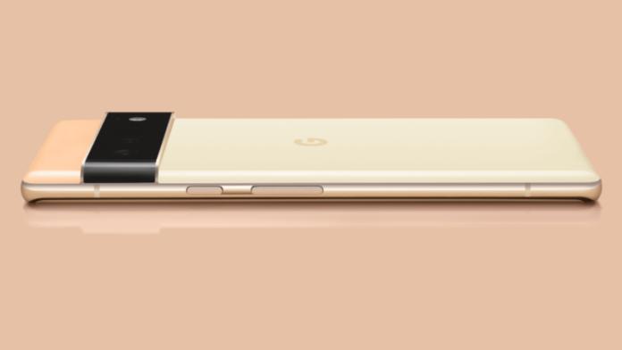 Pixel 6 33w charging