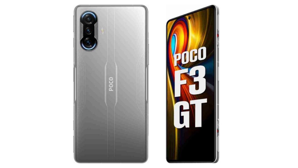 Poco F3 GT - alternatives to Realme GT Master Edition