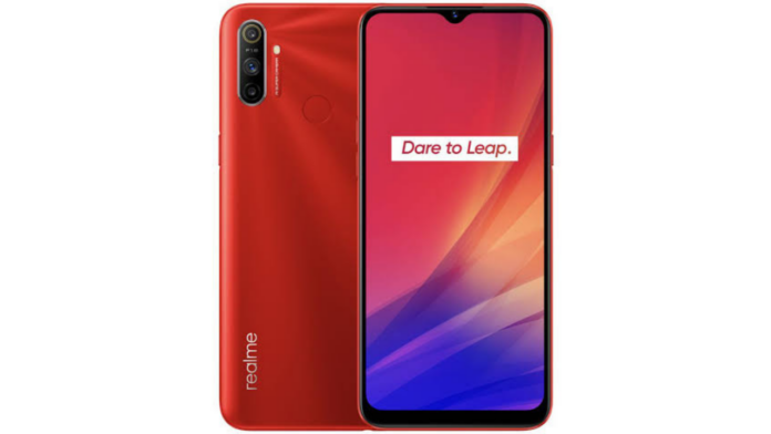 Realme C3 Android 11 update