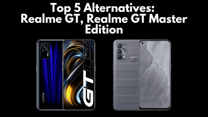 Realme GT Alternatives