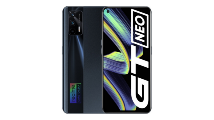 Realme GT Neo Enhanced Edition Specifications