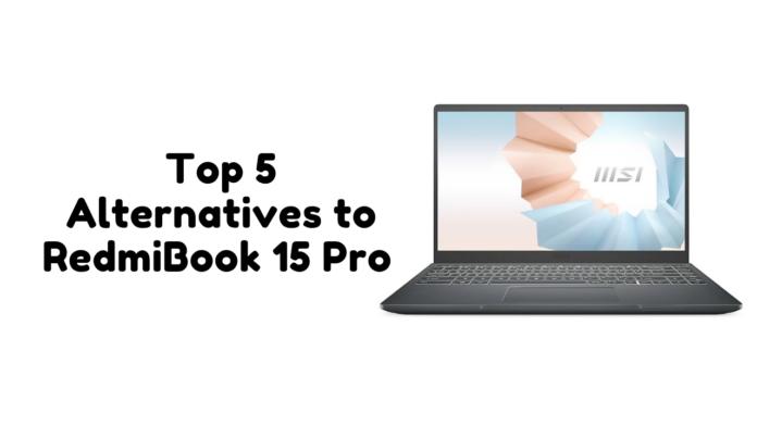 RedmiBook 15 Pro Alternatives