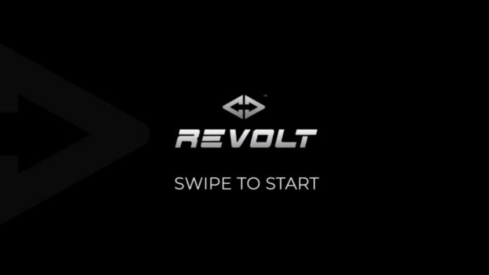 Revolt Swipe to Start
