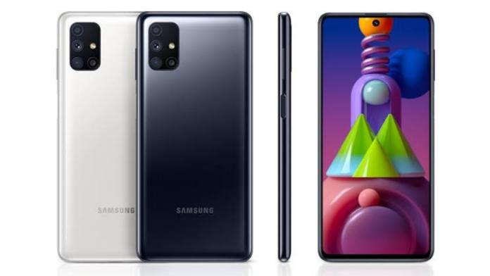 Samsung Galaxy M52 5G launch
