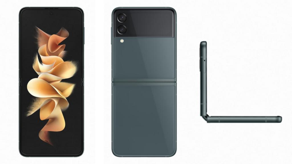 Galaxy Z Flip 3 Specifications
