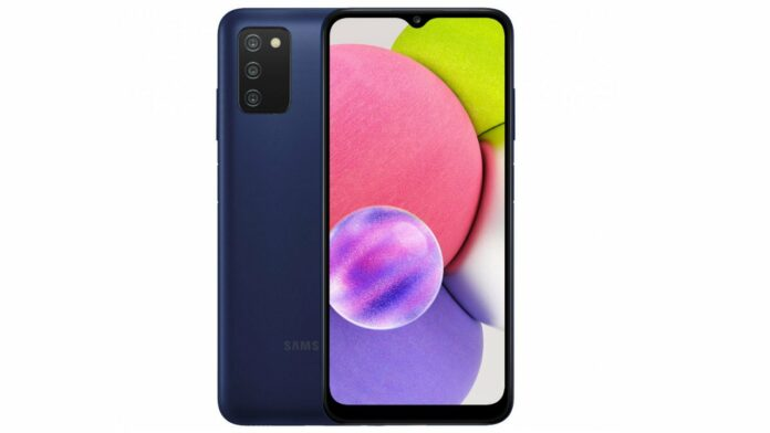 Samsung Galaxy A03s launched