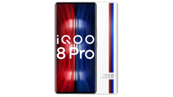 iQOO 8 series India