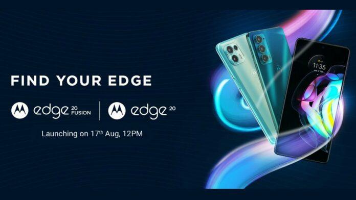 Motorola Edge 20 series