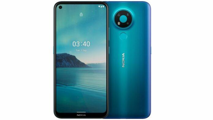 Nokia G50 Geekbench
