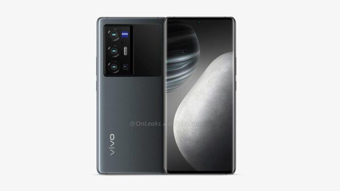 Vivo X70 Pro+ colour