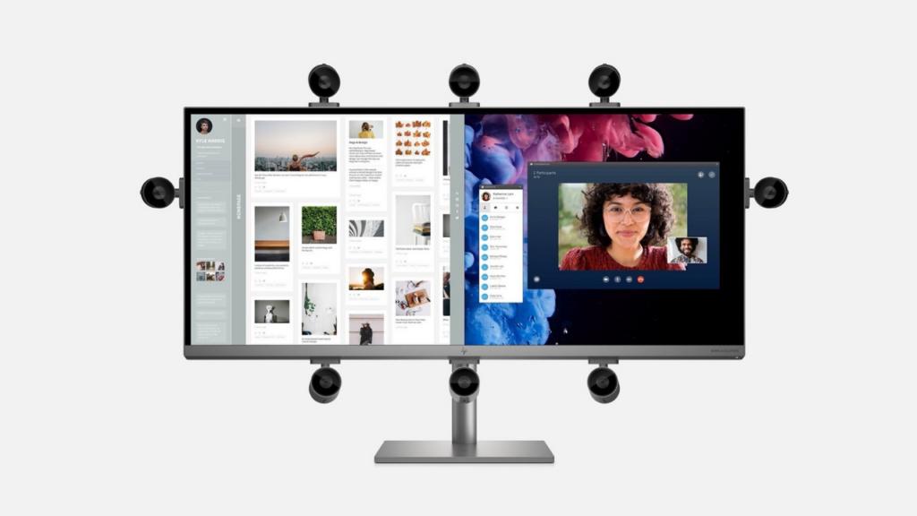 HP Envy 34-inch AiO Desktop PC