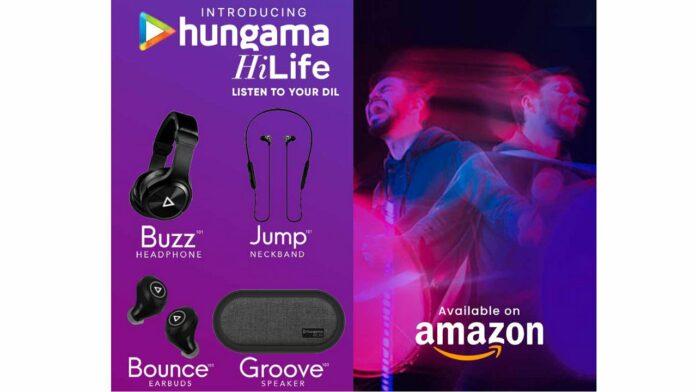 Hungama HiLife