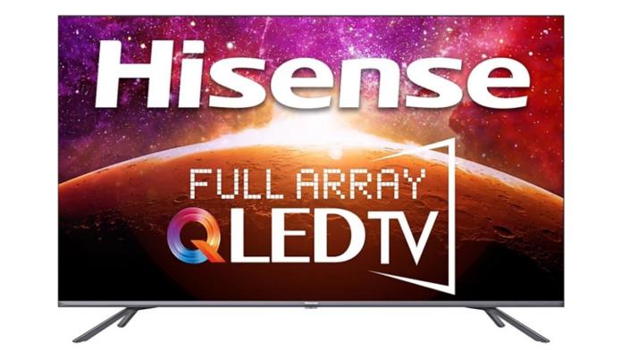 Hisense 4K QLED TV