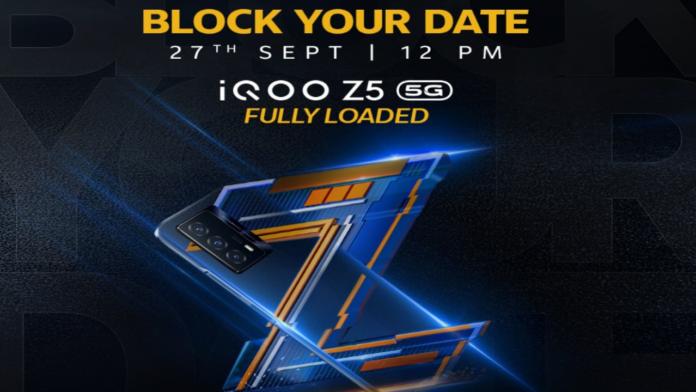 iQOO Z5 India