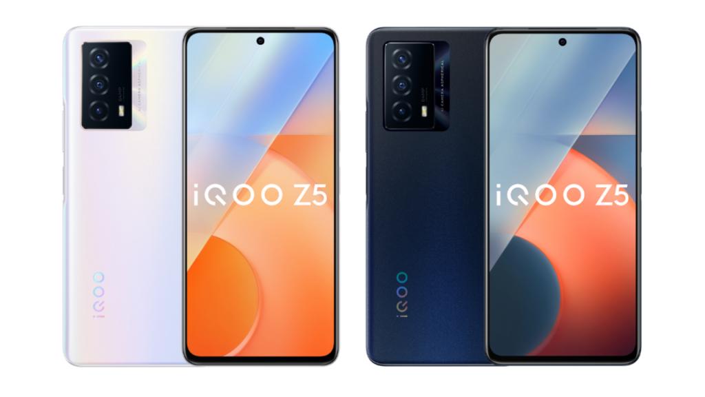 Iqoo z5 5g colors