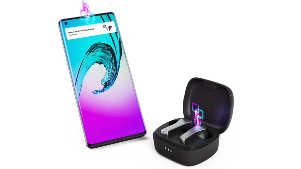 Lenovo Smart Wireless Earbuds