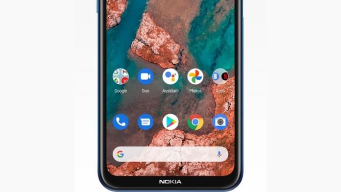 Nokia X20 Android 12