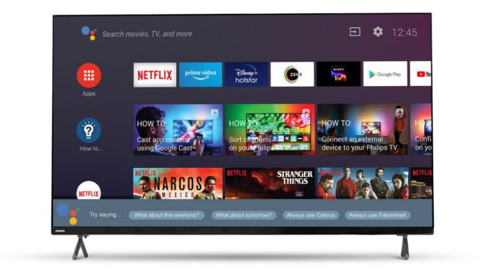 Philips 8100 Android TV