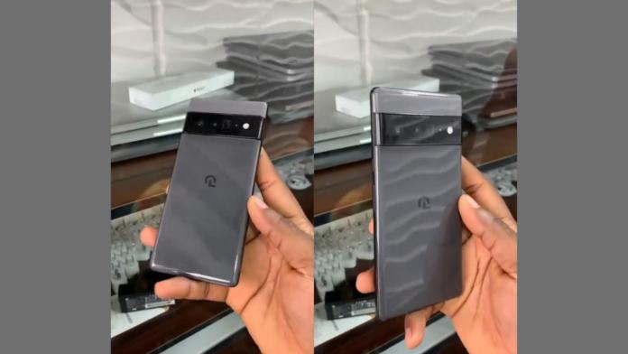 Pixel 6 Pro video