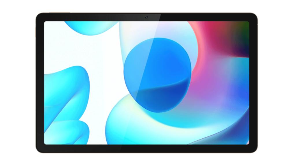 "Realme Pad 10.4"" display"