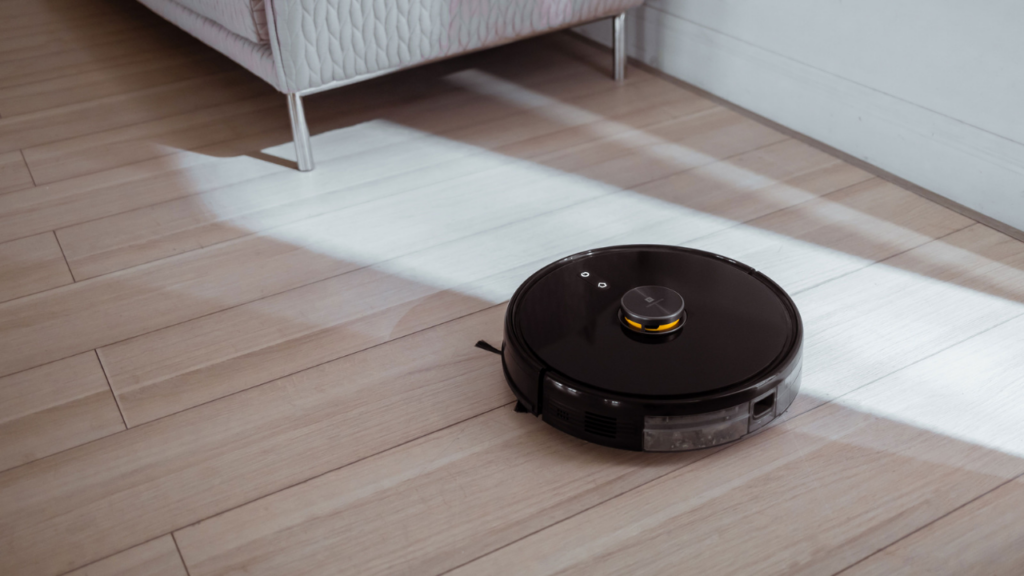 TechLife Robot Vacuum cleaner