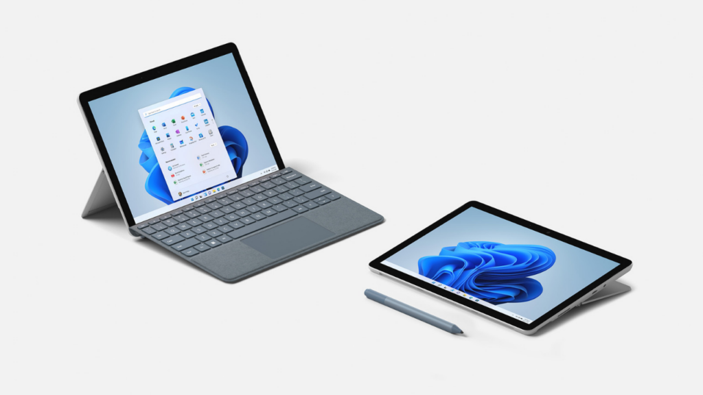 Surface Go 3 with Duo 2