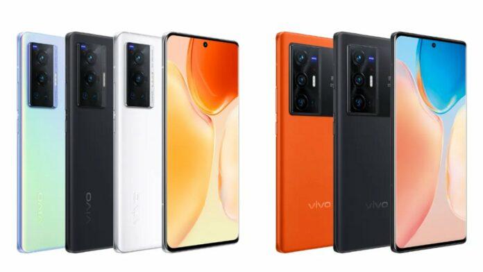 Vivo X70 Pro launched