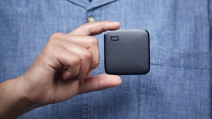 WD Elements SE SSD