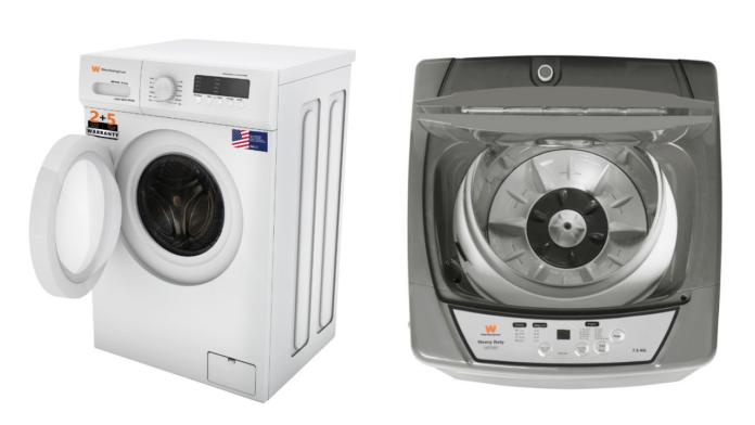 White Westinghouse Washing Machines
