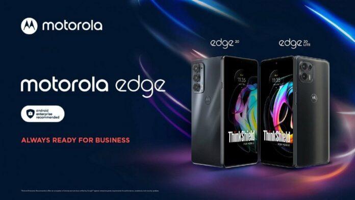 Edge 20 Lite Business Edition