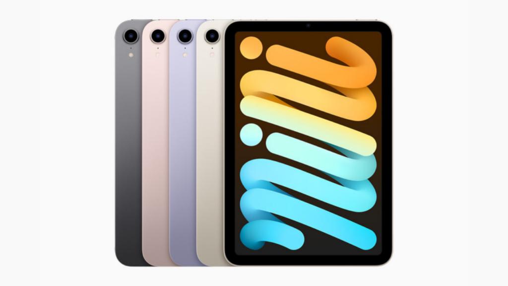 iPad Mini Colours