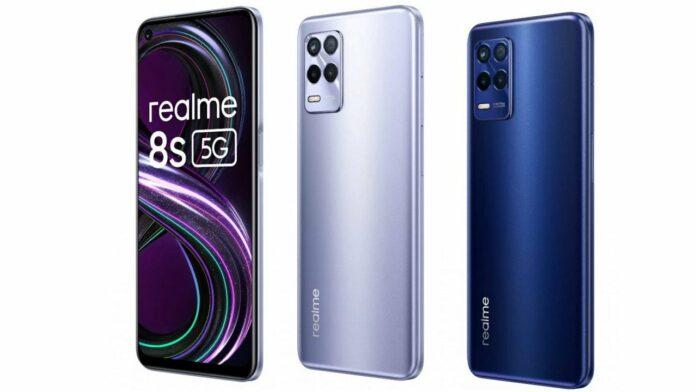 Realme 8s 5G Sale