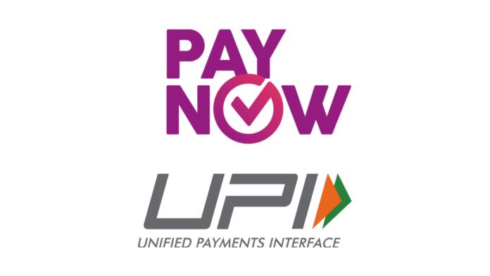 UPI PayNow linkage
